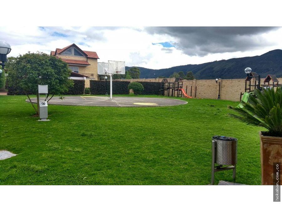 vendo casa en chia quintas de guaymaral