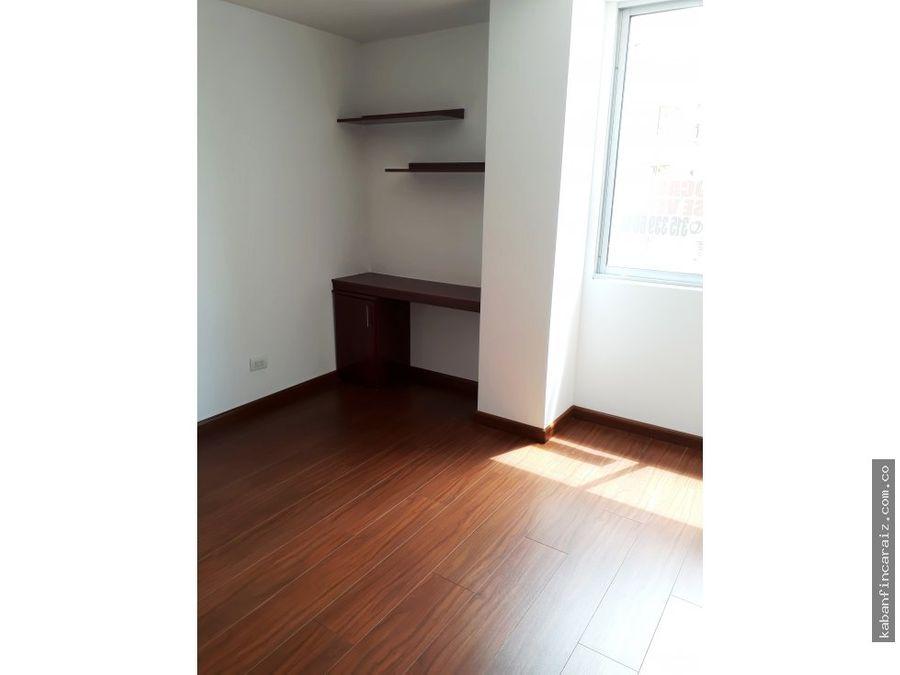 vendo apartamento en chia pinares