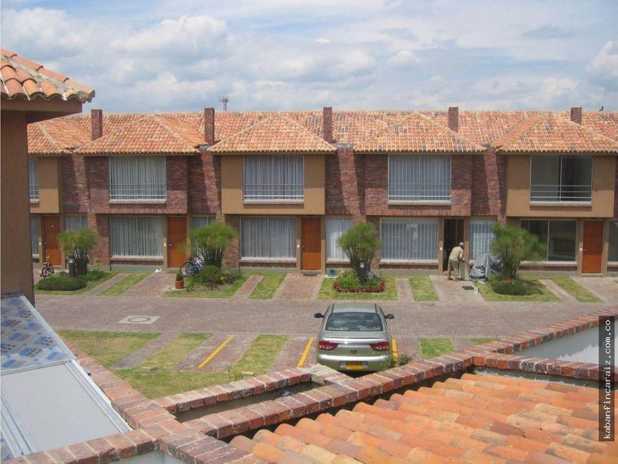 arriendo casa en chia conjunto guayacan