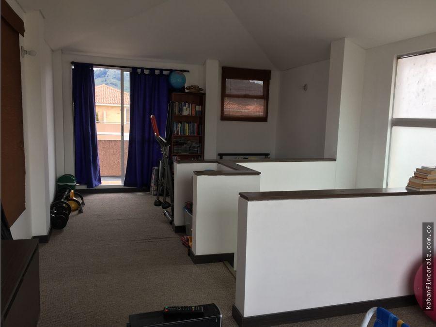 vendo casa en chia guaymaral reservado