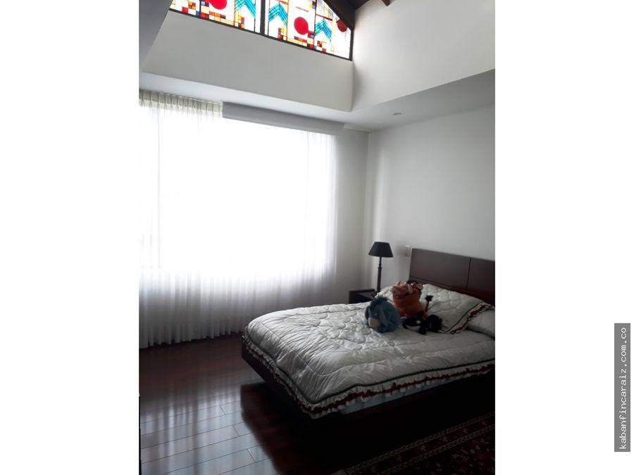 vendo casa en chia condominio campestre santa lucia