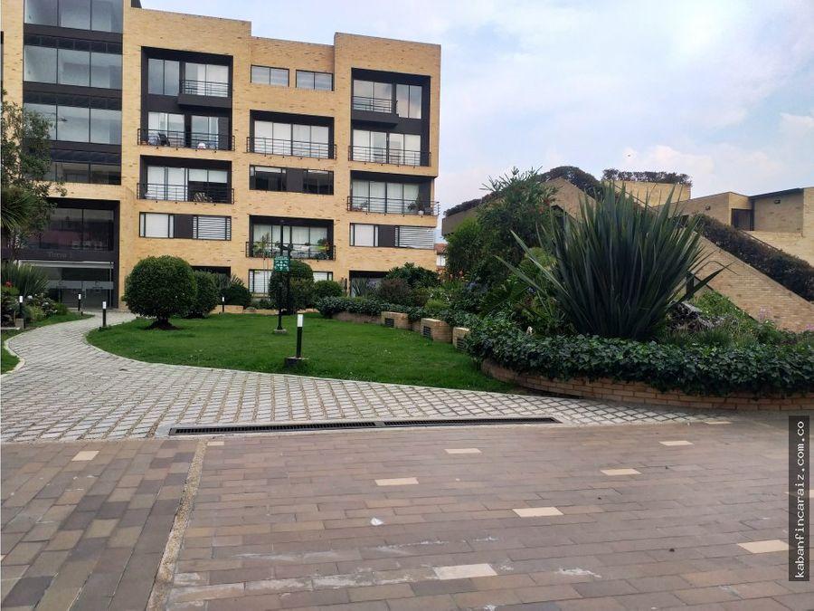 vendo apartamento duplex en chia ecohaus