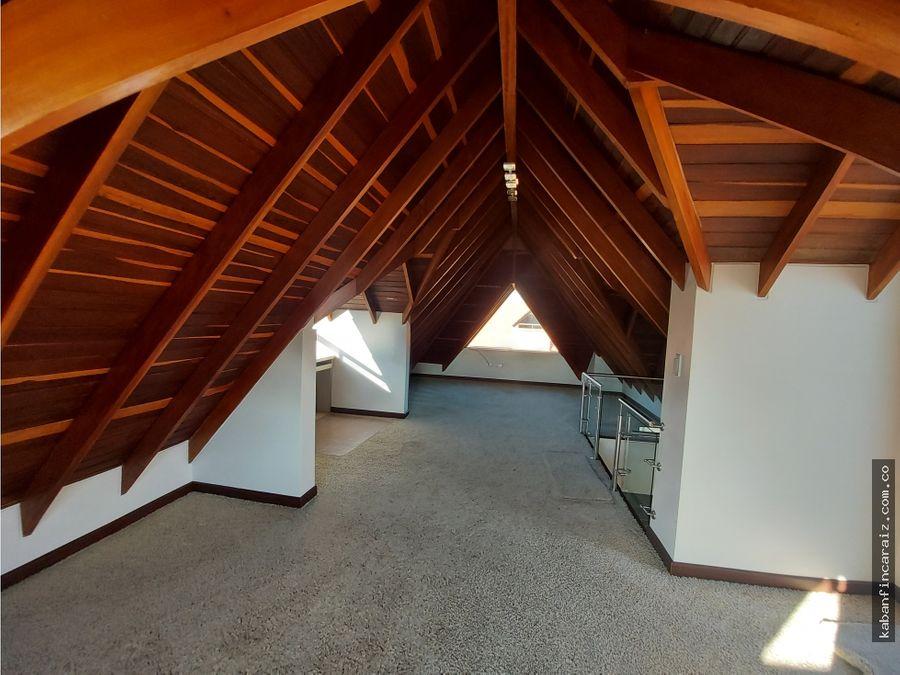 vendo casa en chia santa bibiana 3