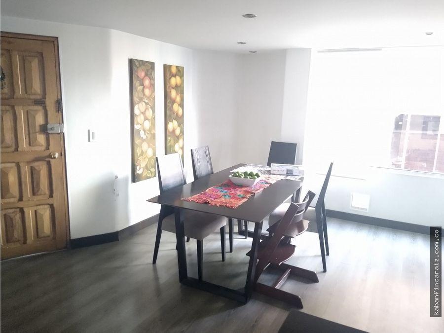 vendo apartamento en bogota edificio verona