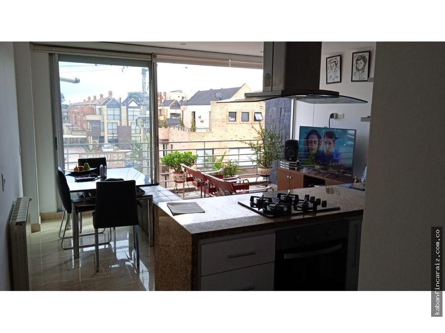 vendo apartamento en chia edificio teka 22