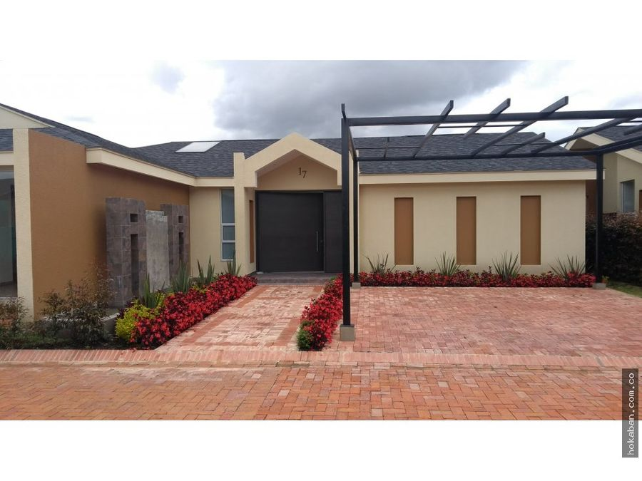venta casa condominio quintas del molino cajica