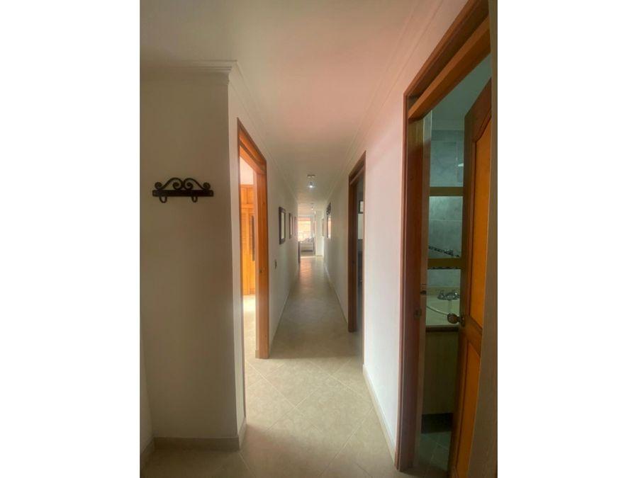 apartamento en venta sector el portal en envigado