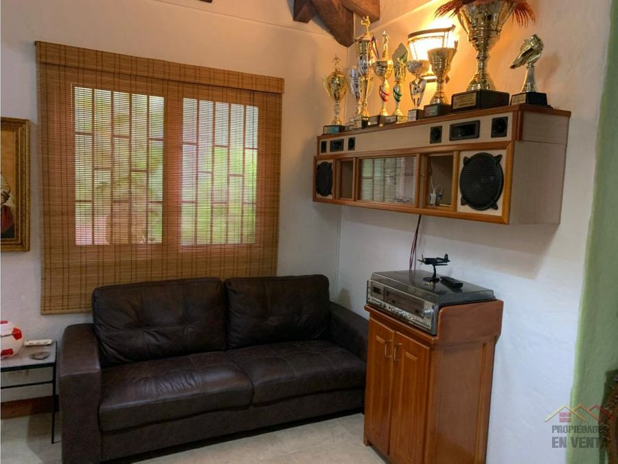 casa campestre en venta en la bahia de guatape