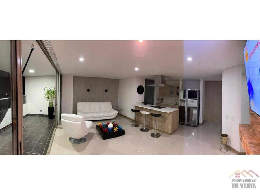 apartamento en venta en envigado sector el esmeraldal