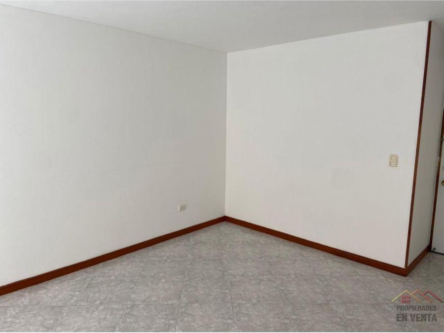 apartamento en venta en envigado sector zuniga