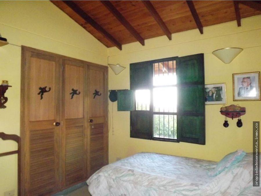 casa campestre en venta en la ceja