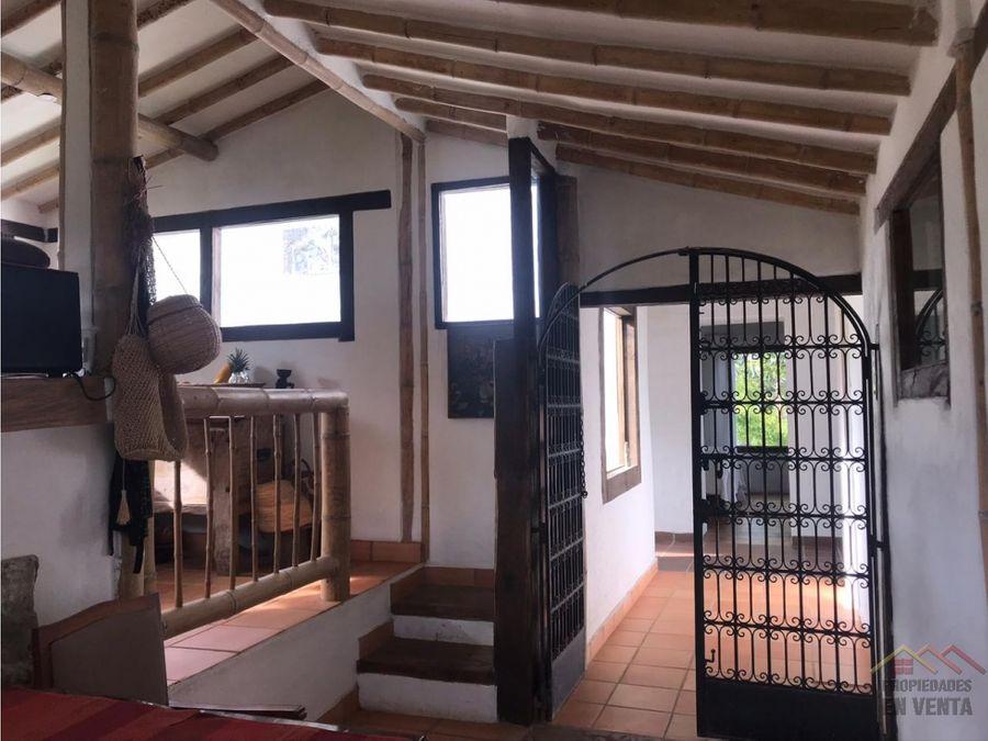 casa campestre en venta vereda el portento en el retiro