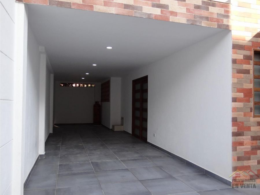casa en venta municipio de la ceja sector payuco