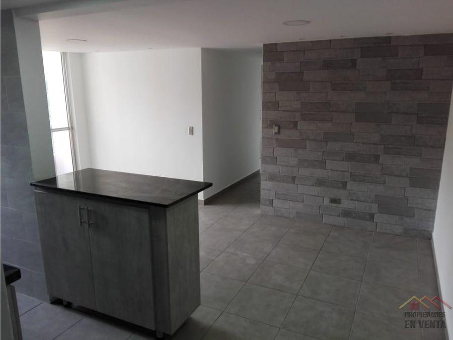 apartamento en venta en sabaneta sector loma san jose