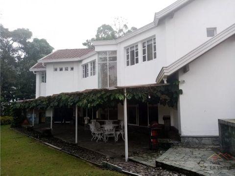 casa en venta loma de los balsos en el poblado