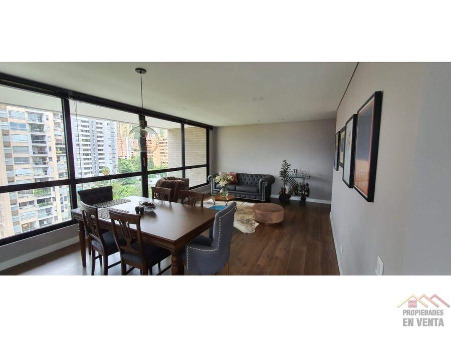 apartamento en venta sector lalinde en medellin