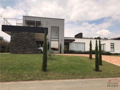 casa campestre en venta sector variante en rionegro