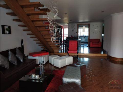 apartamento penthouse en venta en laureles medellin