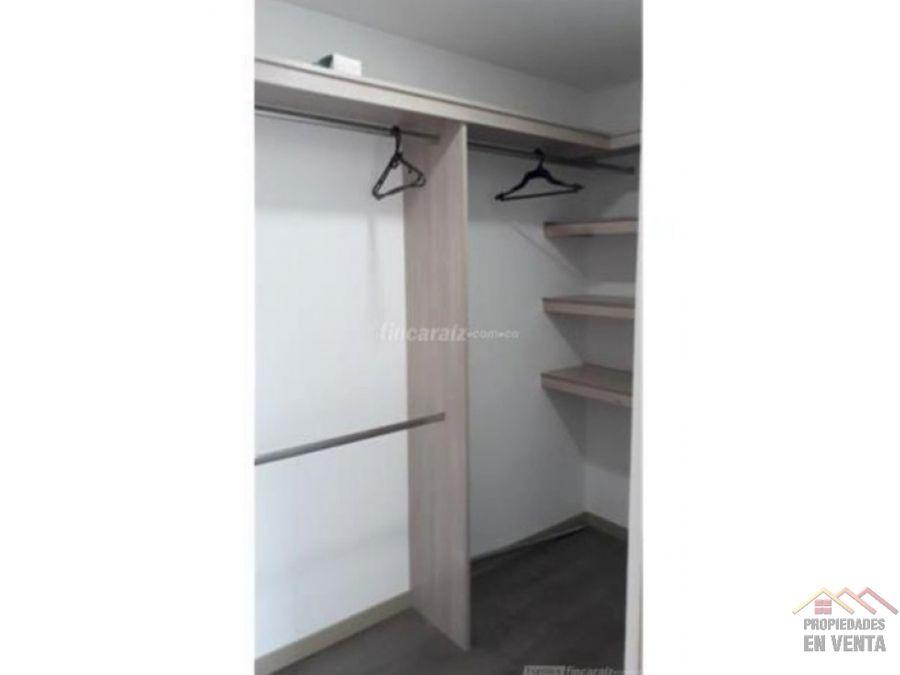 apartamento en venta en envigado sector la sebastiana