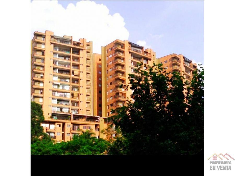 apartamento en venta en envigado sector el escobero