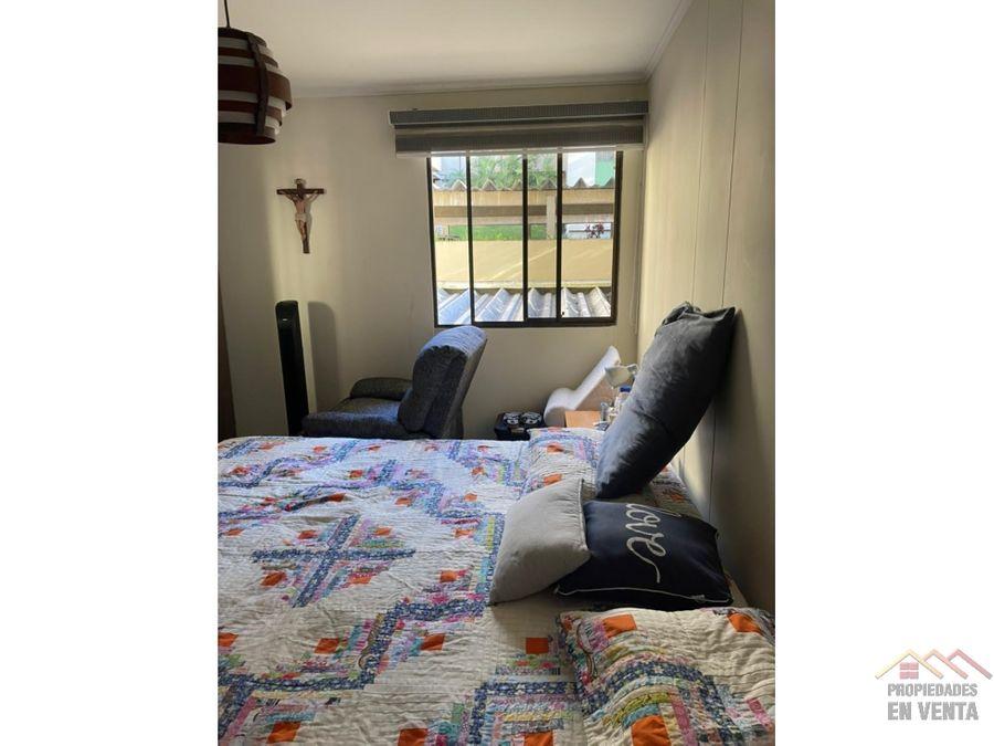 apartamento en venta en envigado sector la abadia