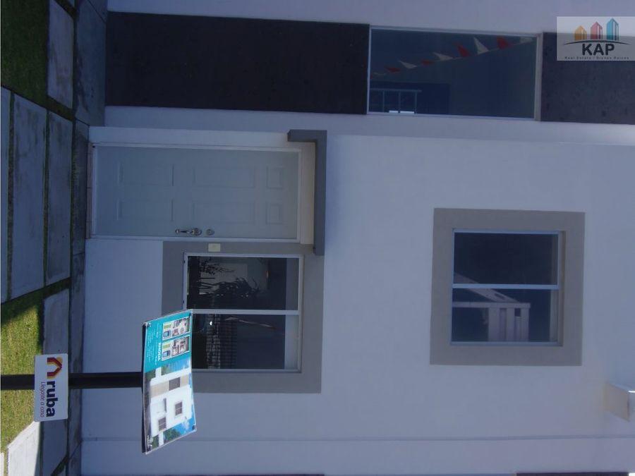 casa ciudad marques modelo brisea c rhoda
