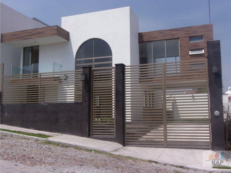 venta casa campestre italiana 1 queretaro