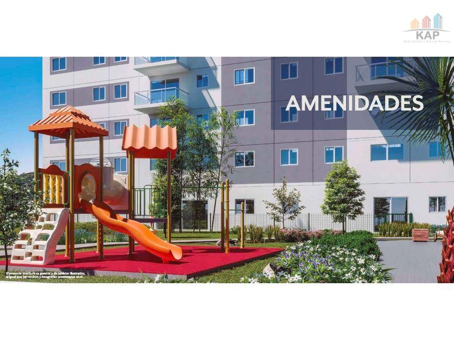 departamento aura towers punta esmeralda corregqro