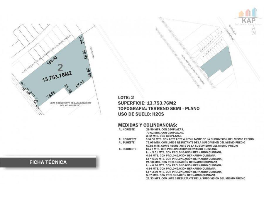 terrenos comerciales bernardo quintana nte qro
