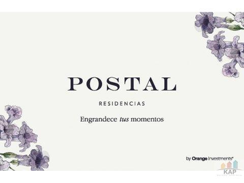 venta departamentos postal queretaro