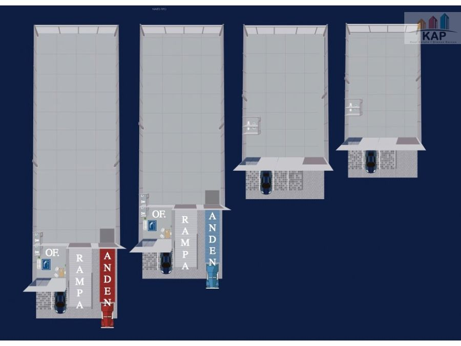 naves industriales queretaro navetec
