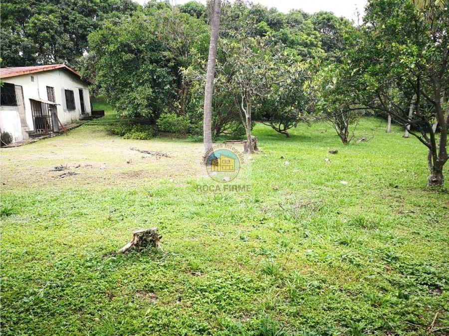 se vende hermoso terreno en turrucares alajuela