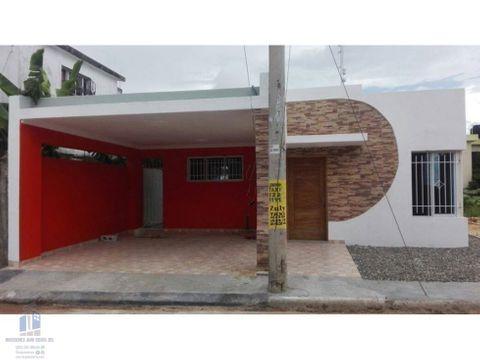 vendo casas en brisa oriental san isidro