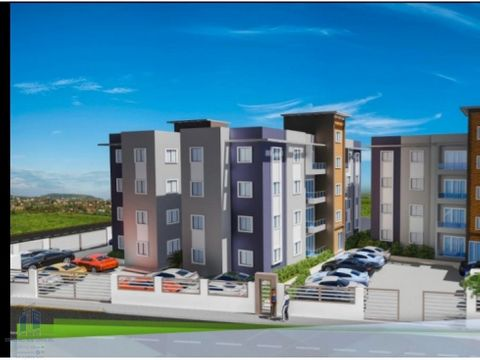 apartamentos proximo al residencial amalia