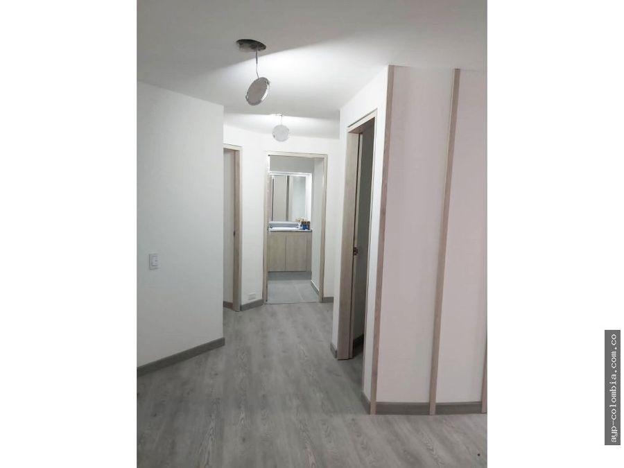 apartamento en arriendo en santa barbara