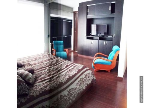 apartamento duplex en venta en chapinero