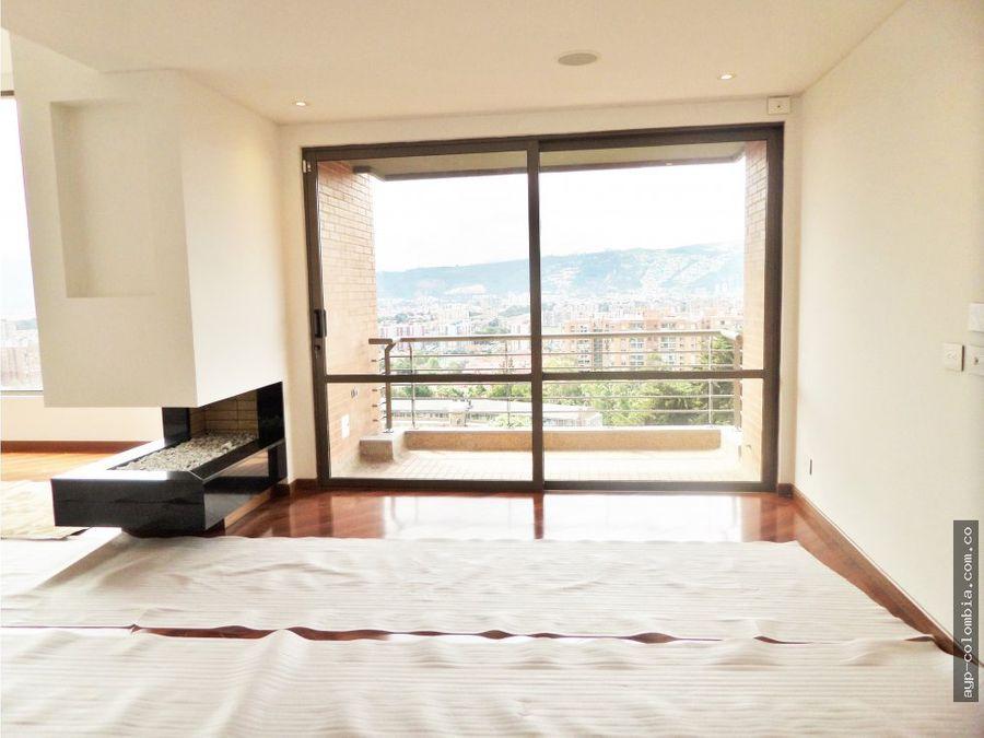 apartamento en venta en las colinas de suba
