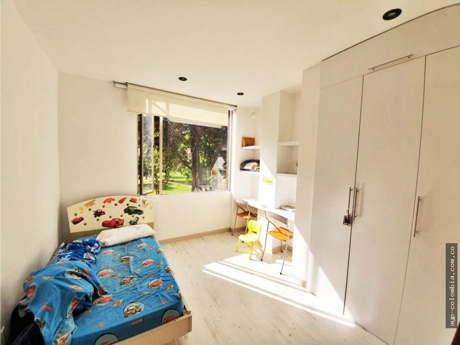 apartamento en venta san patricio
