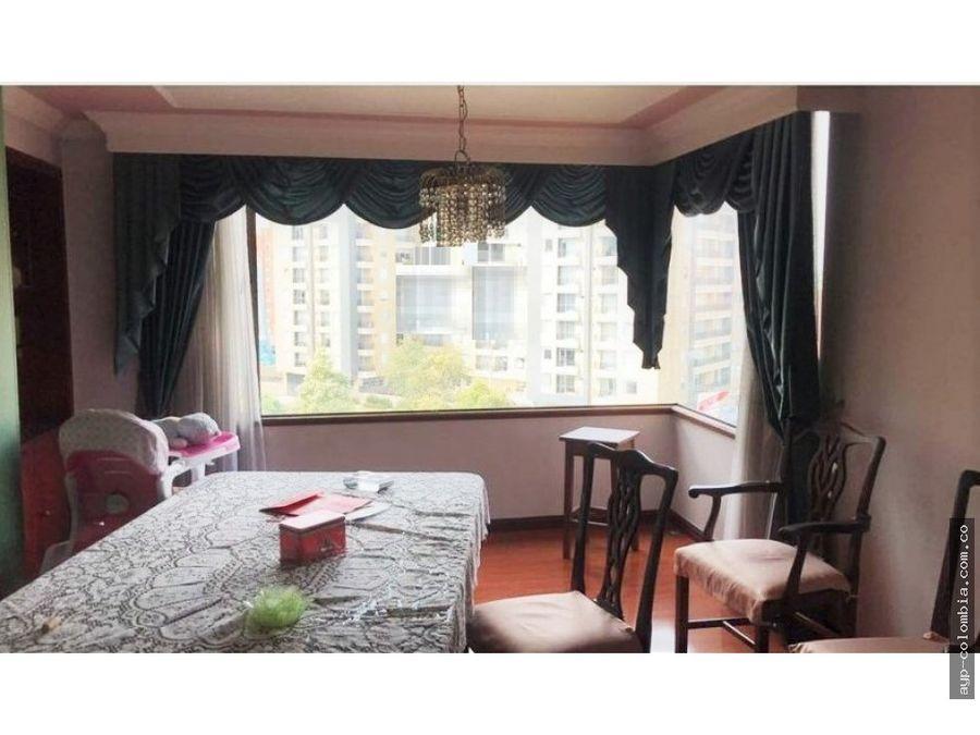 apartamento en venta la calleja alta