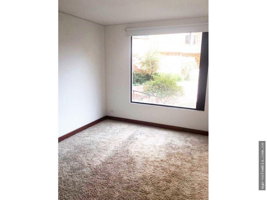 apartamento en venta y arriendo en bosque medina