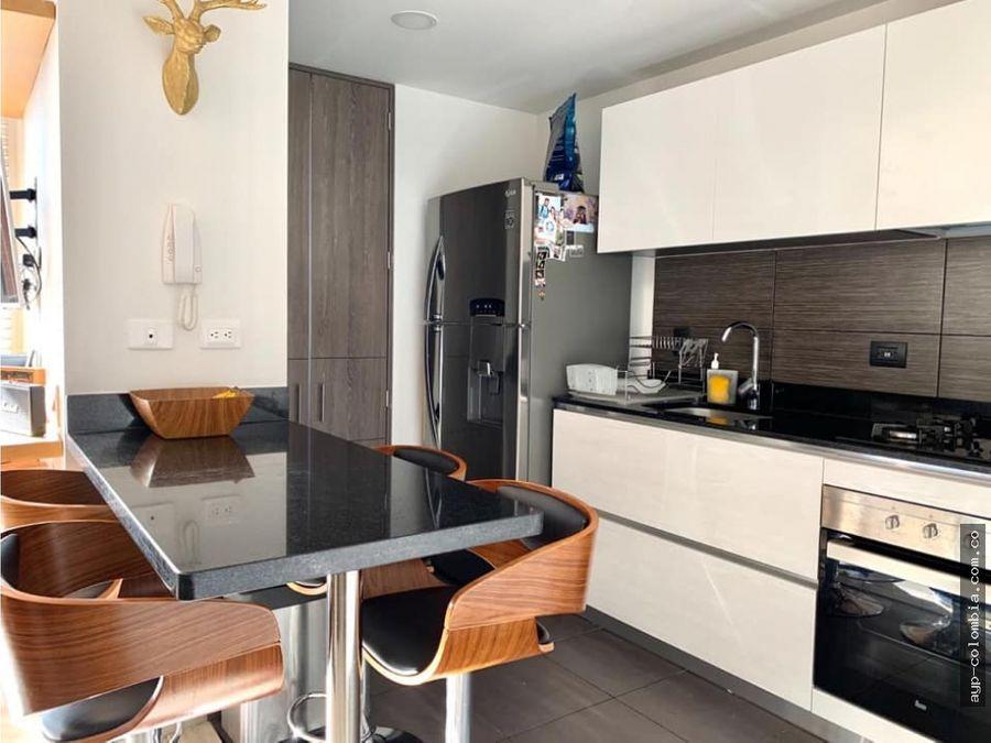 apartaestudio duplex en venta en chapinero alto