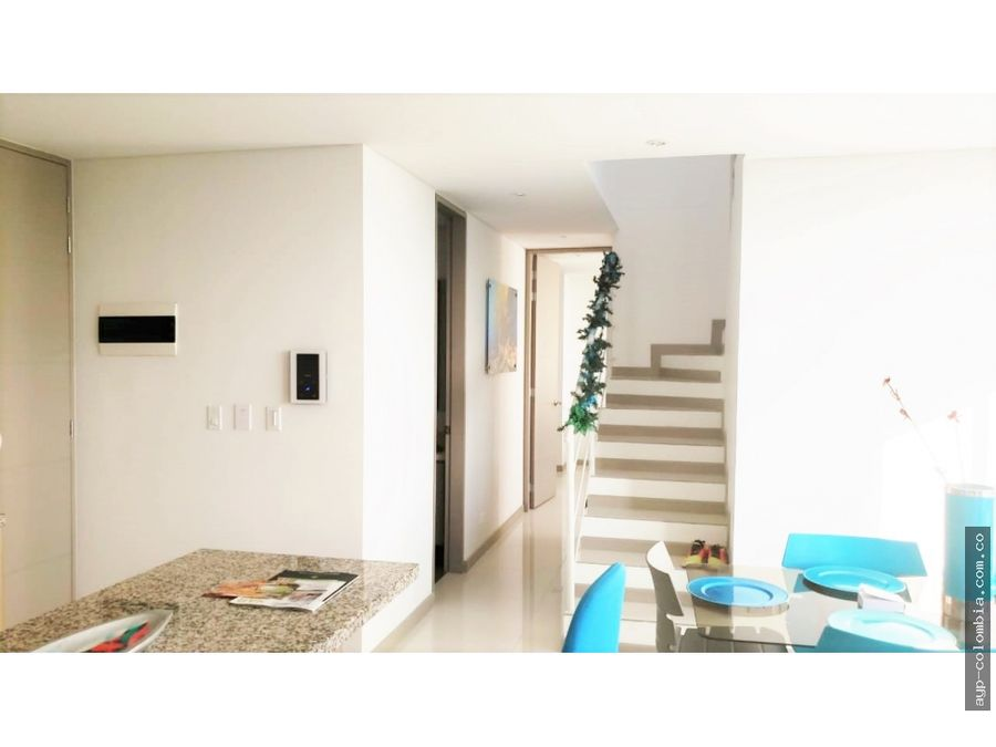 apartamento duplex en venta en girardot
