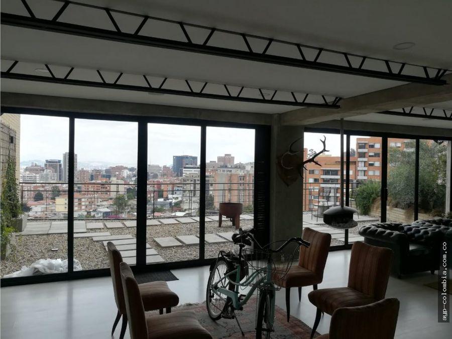 apartamentos en venta chapinero alto