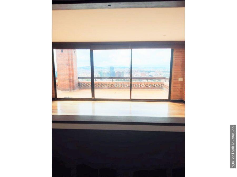apartamento duplex en venta en santa ana