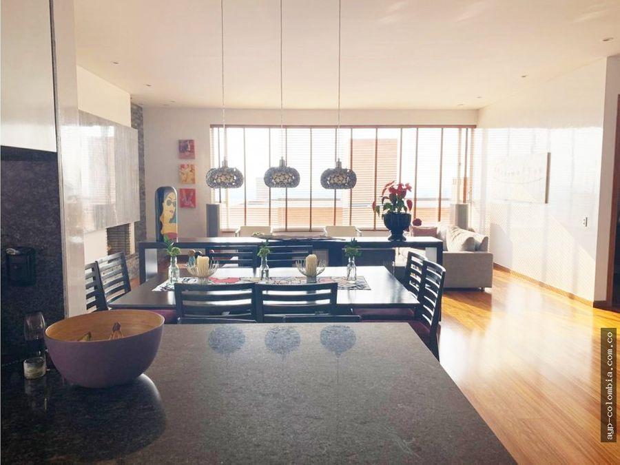 apartamento en venta o arriendo en refugio bajo