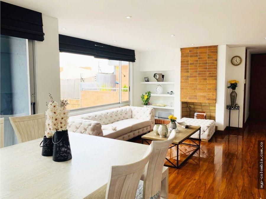 pent house en venta en chapinero alto