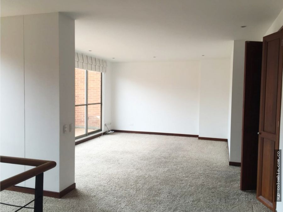 apartamento duplex en venta o arriendo en usaquen