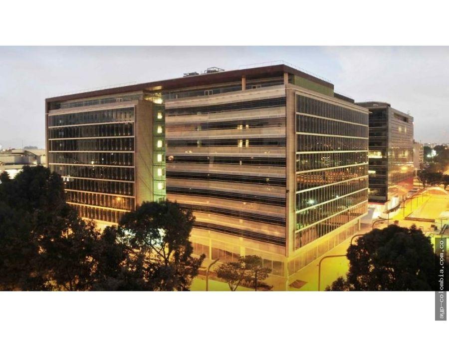 oficina en arriendo en centro administrativo nacional