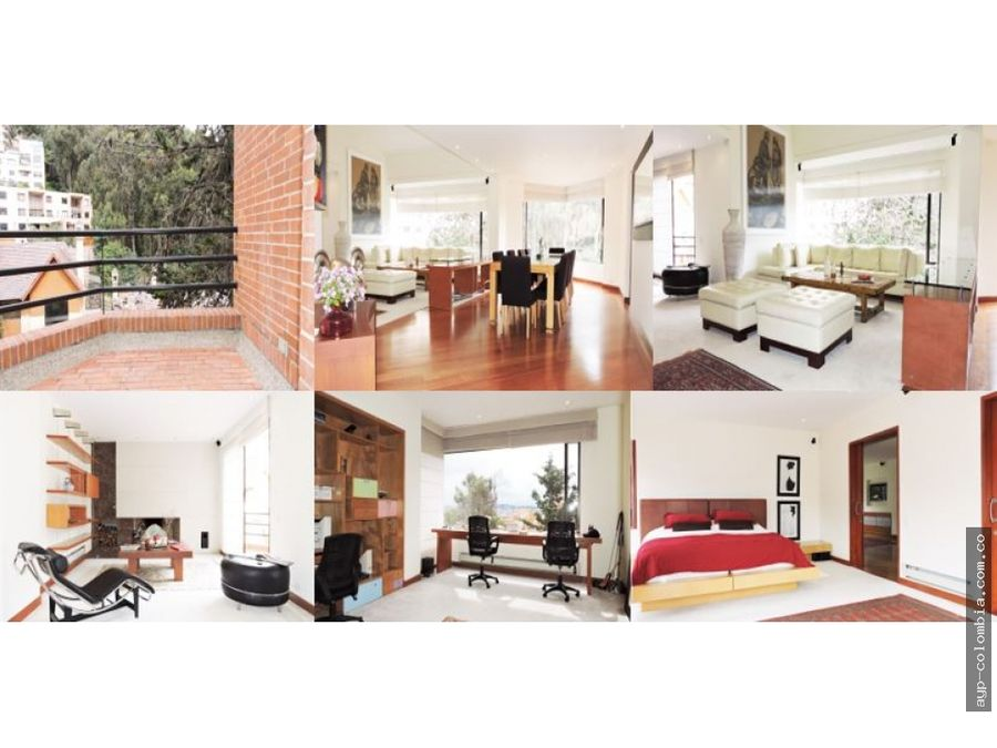 apartamento duplex en venta y arriendo en bosque medina