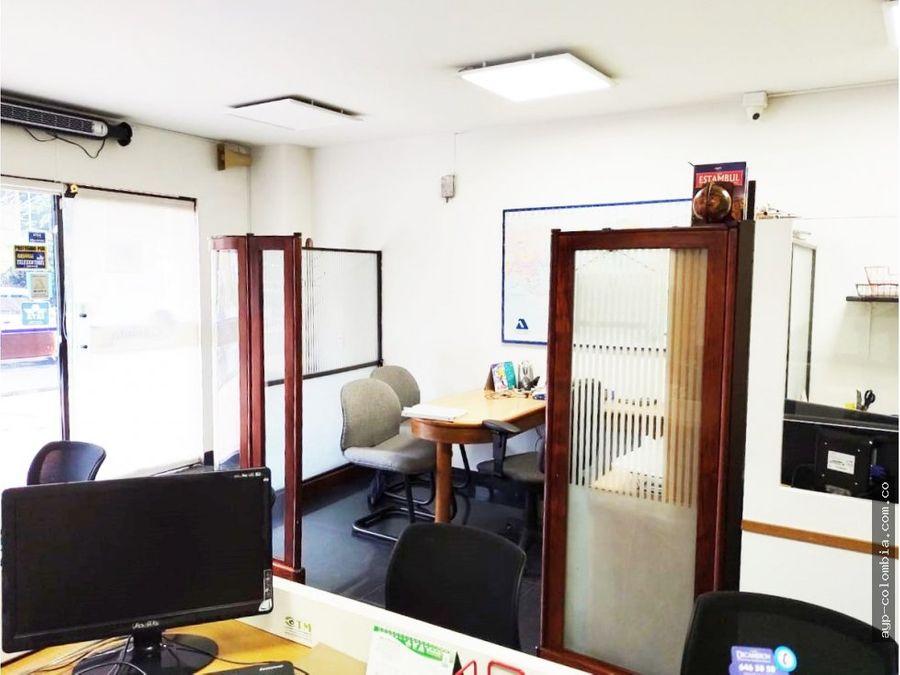 oficina en arriendo en chico